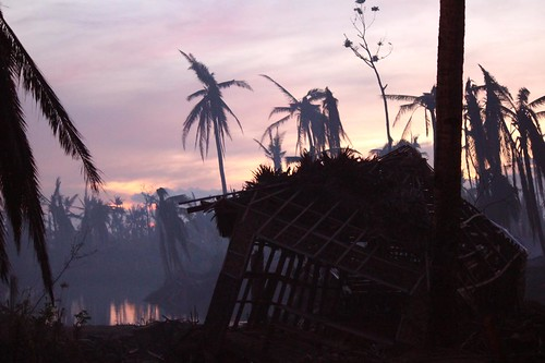 Field visit to Guiuan and Tacloban - Philippines