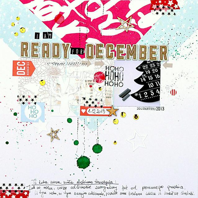 I`m ready for December