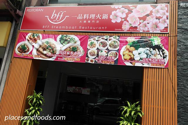 bff restaurant