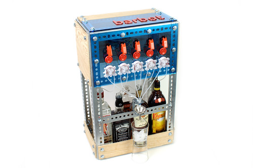 Barbot with Bottles