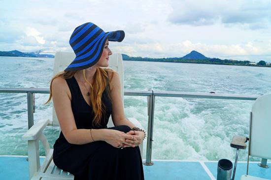 Isla Grande, Panamá