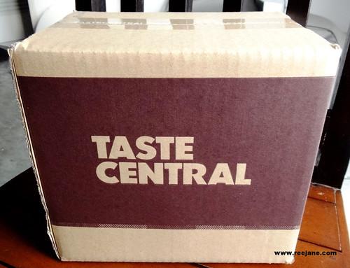 Taste Central box