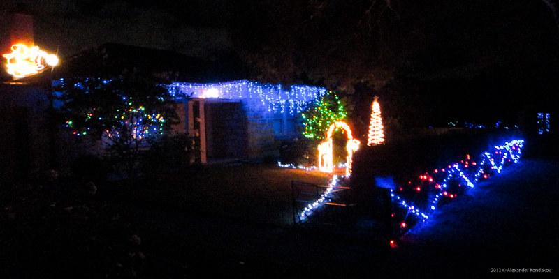 city Adelaide Merry Christmas