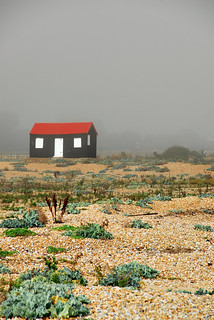 Rye Harbour - The Red Hut