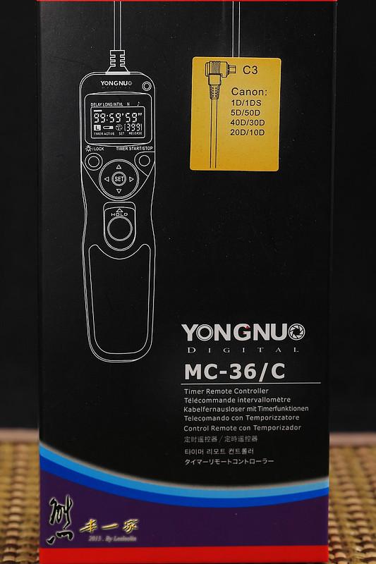 數位單眼相機|永諾電子快門線MC-36b