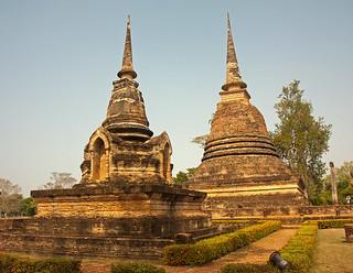 صورة Wat Sa Si قرب Ban Na. thailand asia southeastasia december sukhothai oldsukhothai historicalpark 泰国 สุโขทัย ราชอาณาจักรไทย ประเทศไทย watsasi 2013 canonefs1755mmf28isusm canon450d อุทยานประวัติศาสตร์สุโขทัย sukhothaimuangkao