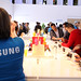 Samsung at CES by MediaGamut