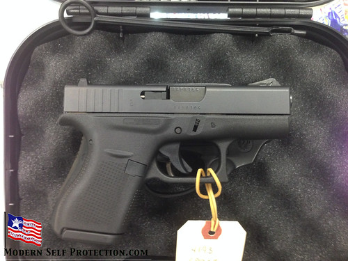 Glock 42 and Ruger LCR .38 Spl