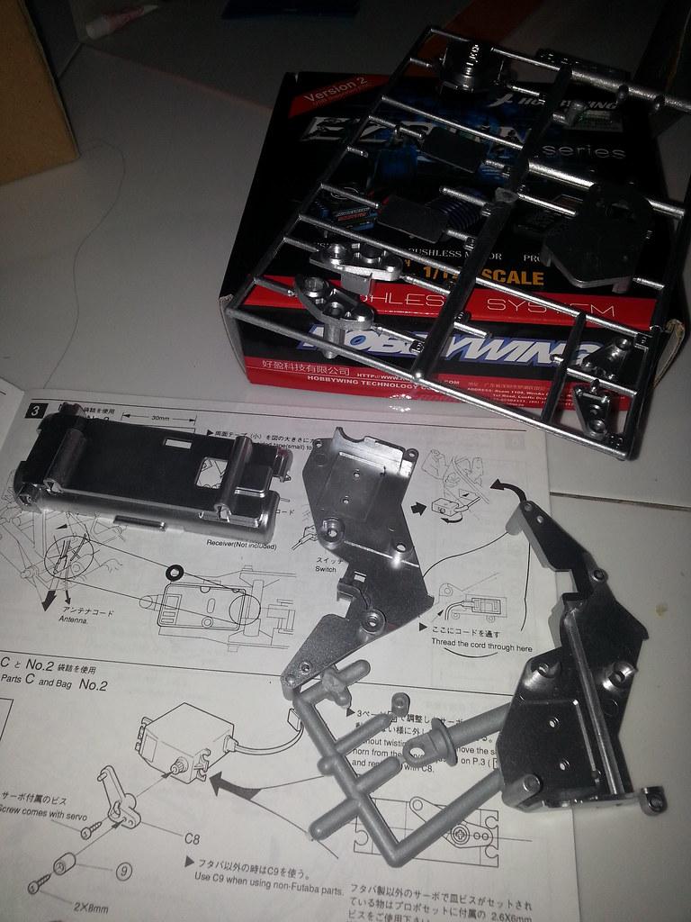 Babyboy's Kyosho Honda NSR 500 HOR 11971880404_a5626afbd3_b