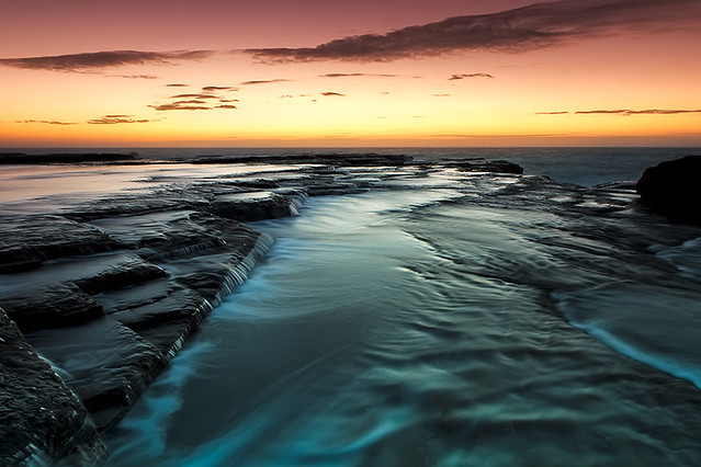 Flowing Down by Mark Lucey via Photoblog Alliance