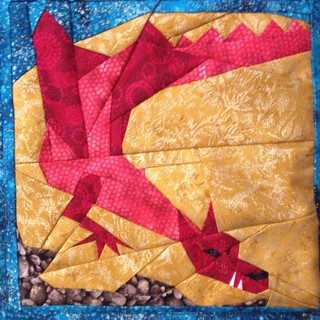 Paper Piecing Quilt Projects