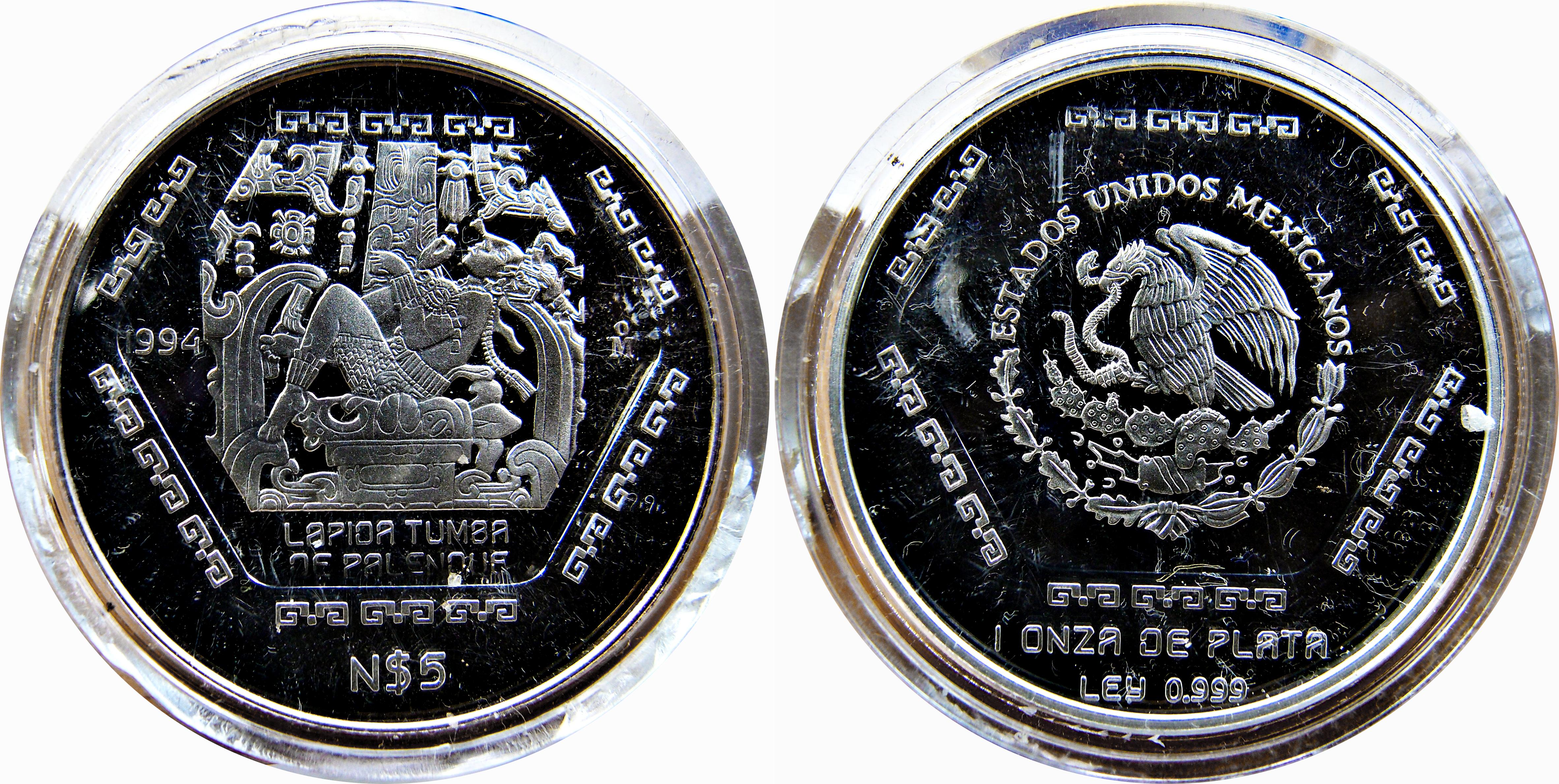 Colección Precolombina de onzas de plata del Banco de Mexico 12124014394_60bc5218f8_o
