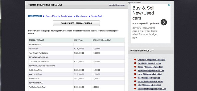 Ford Philippines Price List 2014 Philippines 2014 Ford Cars