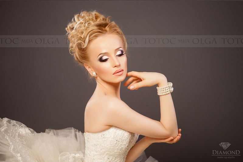 Olga Totoc - Make-up perfect pentru miresele fericite! > Foto din galeria `Lucrările mele.`