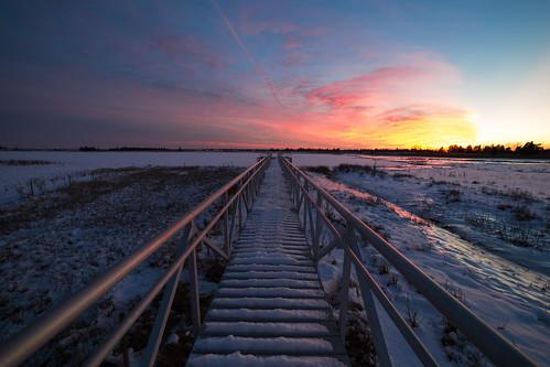 sunset night newjersey unitedstates nj 2014 tuckerton burlingtoncounty newgretna canon6d bassrivertownship pwwinter pwpartlycloudy