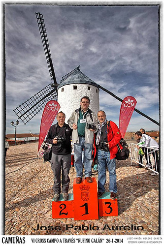 VI CROSS CAMPO A TRAVÉS
