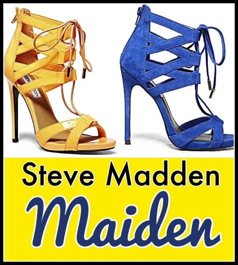 Shoe Obsessed = Steve Madden Maiden