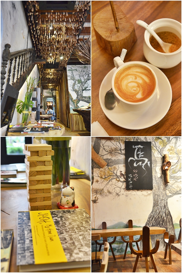 The Happy 8 Retreat Cafe @ Ipoh Old Town