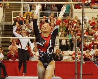 University of Arkansas vs Auburn University Gymnastics
