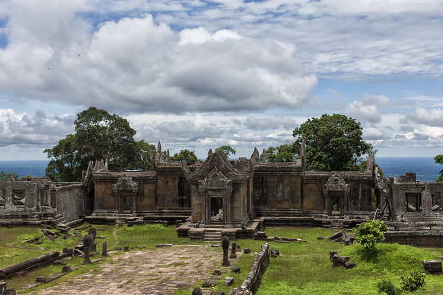Preah Vihear:Ruin in the Sky