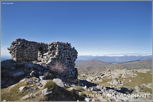 Atalaya del Castillo-Sierra de San Vicente
