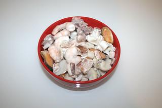 05 - Zutat Meeresfrüchte / Ingredient seafood