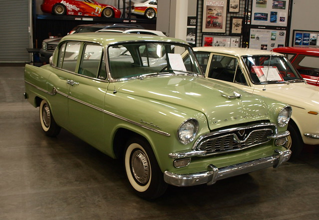 1959 Toyopet Crown