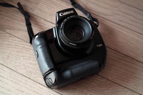 My CANON EOS5