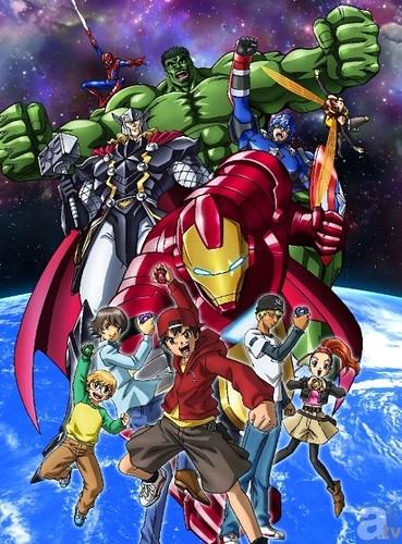 140225(2) – 新世紀「拍尪仔標」東映動畫《ディスク・ウォーズ:アベンジャーズ》(Marvel Disk Wars The Avengers 漫威碟戰:復仇者聯盟)發表製作群&聲優、包含『洛基』喔!