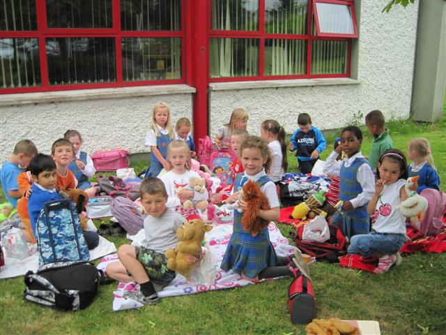 Teddy Bear Picnic 2009-2010