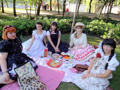 Picnic Victoriano + Aniversario