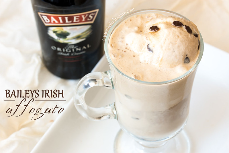 Baileys Irish Affogato