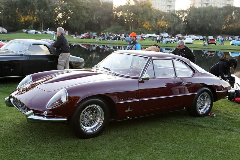 Ferrari 400 Superamerica Pininfarina s-n 5115SA 1963