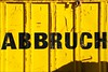 Abbruch Container by loop_oh