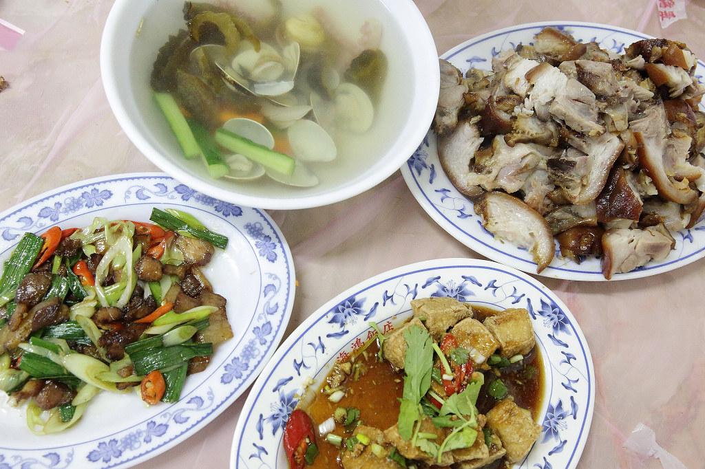 20140204屏東-海鴻飯店豬腳 (9)