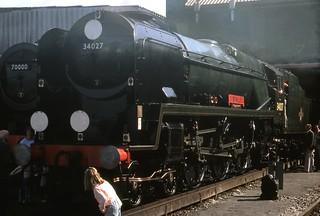 Brighton Steam - 34027