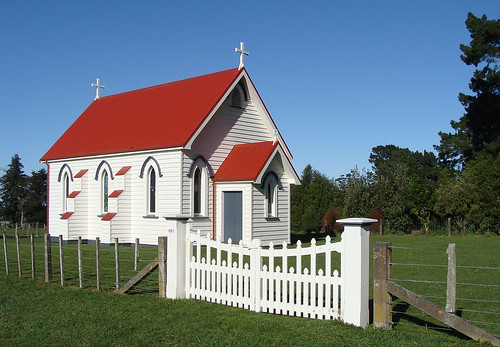 Bibby Family Memorial Church