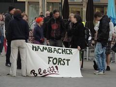 Soliaktion in Essen