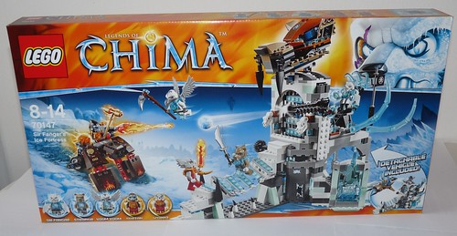 Lego Chima Vornon Lego Legends of Chima Sir