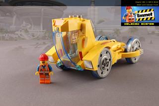Emmet & Rhino X Concept Truck