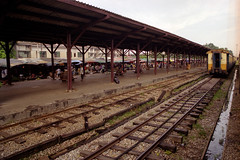 Thai Railway Station