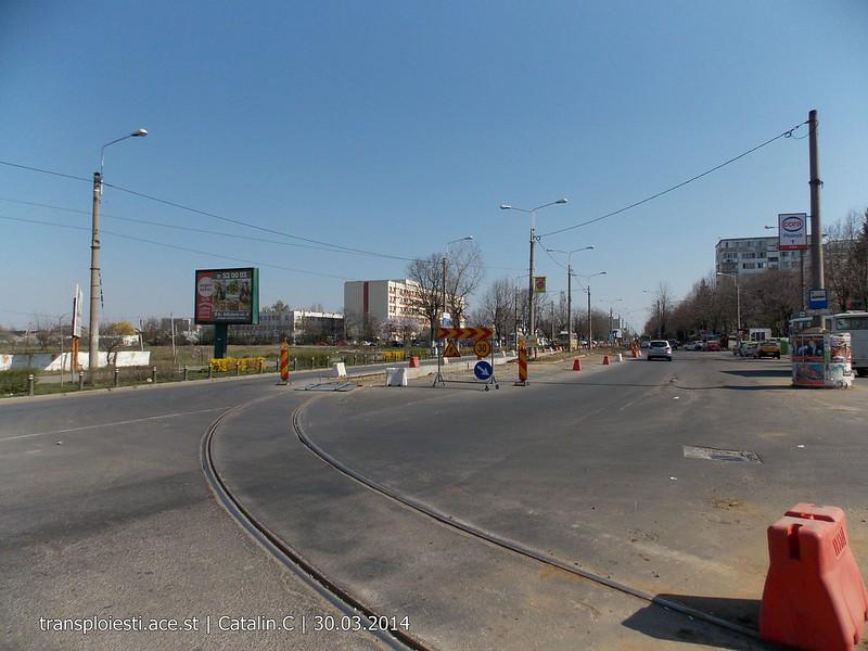 Traseul 102, etapa I: Bucla Nord ( Sp. Județean ) - Intersecție Republicii - Pagina 2 13605401875_cf7a06830f_c