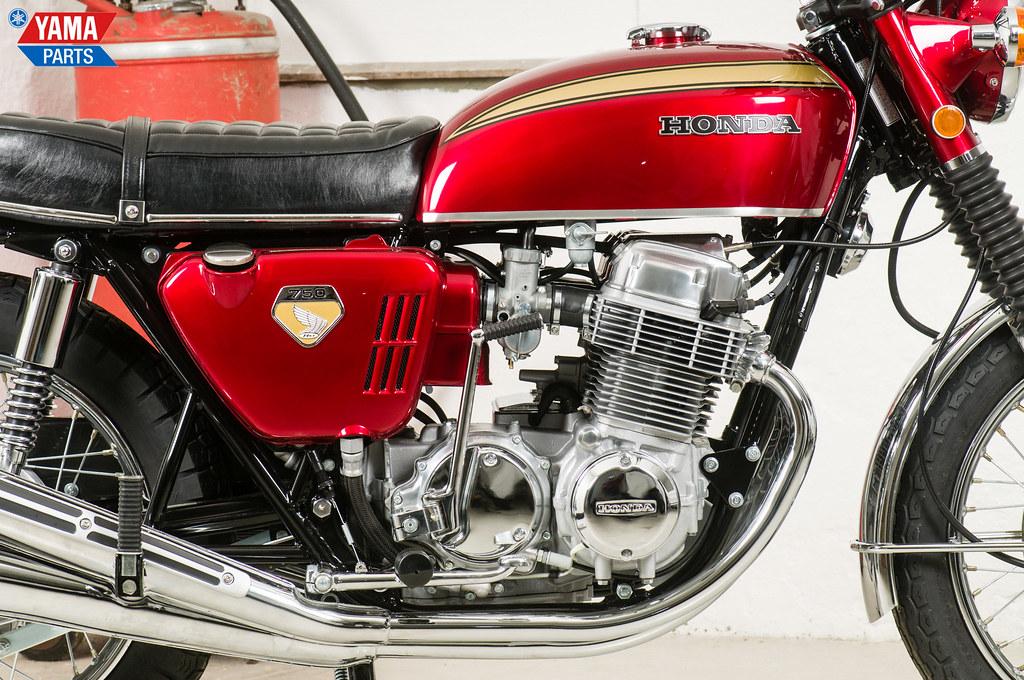 Honda CB750 Sandcast 1969 06 O A Stylefont Size08