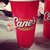 First time trying Raising Cane's. Enjoying Las Vegas!