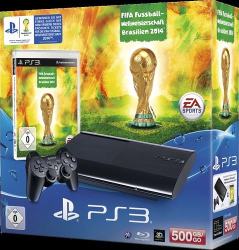 PS3 FIFA Bundle