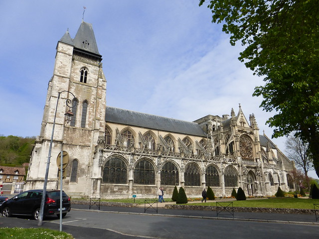424 Collégiale Notre-Dame des Andelys