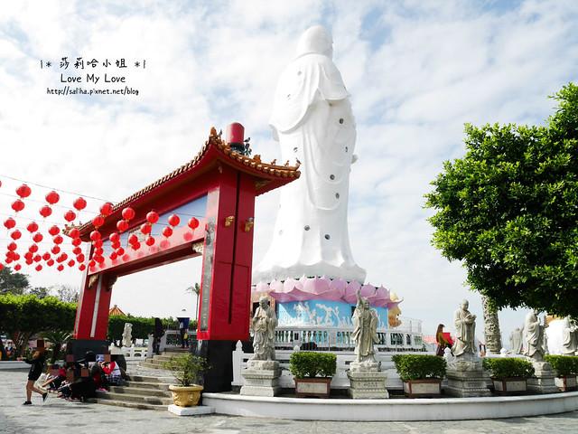 基隆景點一日遊中正公園大佛廣場 (32)