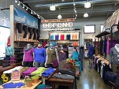 Duluth Trading Grand Opening