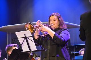 Klara Blomgren - Solist i SYBB