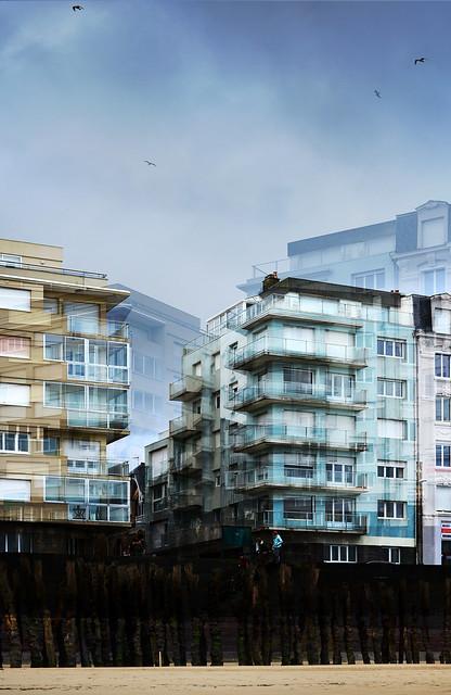 Saint-Malo building - atana, Nikon D610, PC-E Micro Nikkor 45mm f/2.8D ED